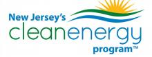 New Jersey Clean energy logo