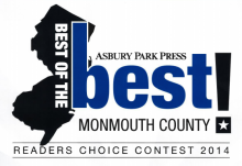 Tom Rostron Heating & Air Conditioning Wins 5th year Best of the Best Monmouth County