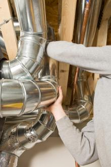 Duct Cleaning & Duct Sealing: What's The Difference?, ductwork, hvac, ventilation, indoor air quality, iaq, tom rostron