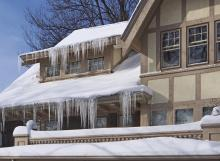 Ice Dams: What Can be Done?, ice dam prevention, blog, tom rostron
