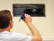 duct cleaning, ventilation, tom rostron