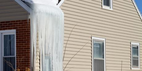 Ice Dams: How You Can Stop This Nasty Winter Issue, blog, ice dams, tom rostron